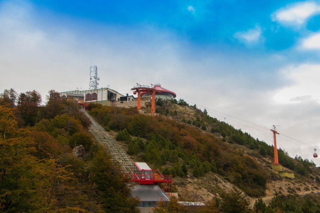ascender a Cerro Otto