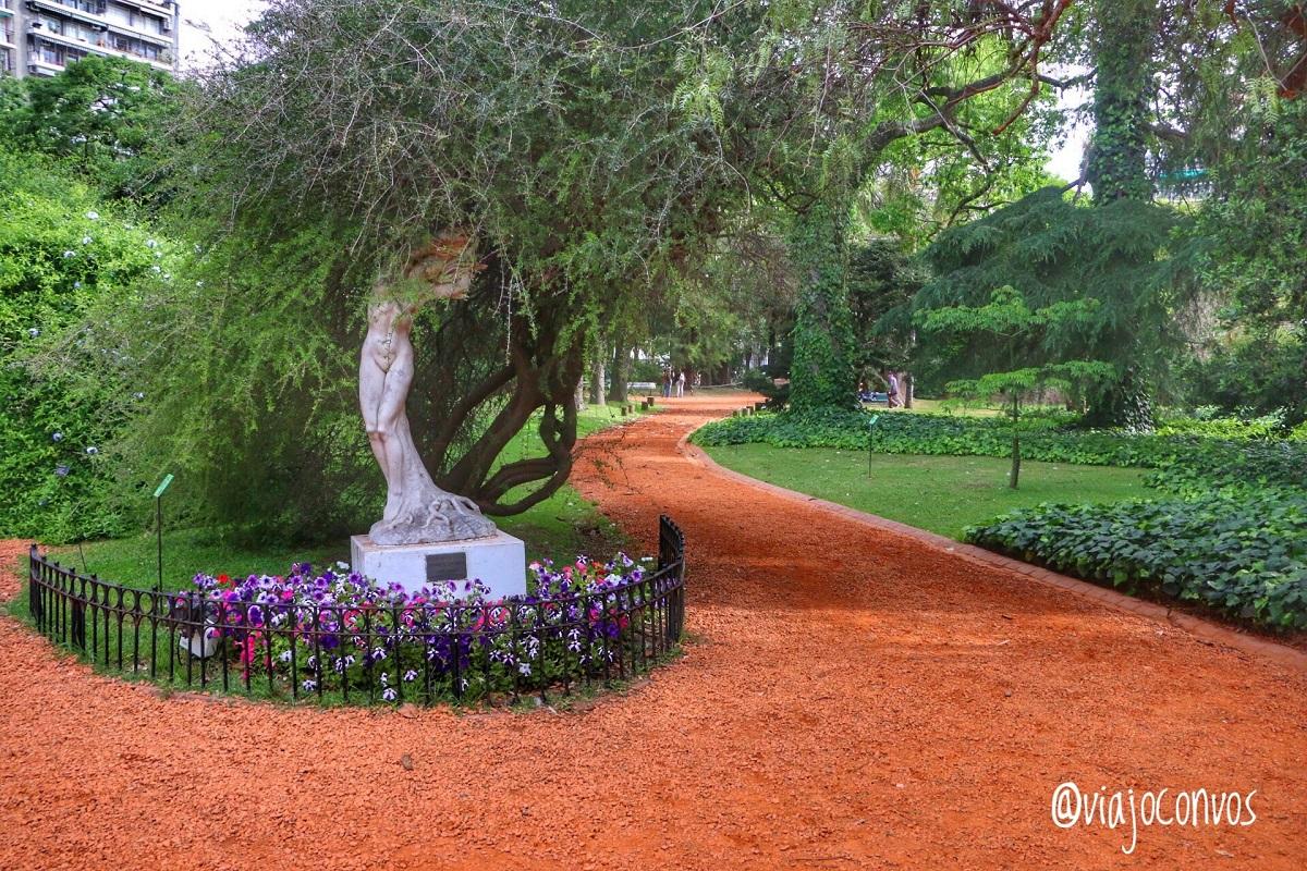 Un paseo por el jard n bot nico de buenos aires viajo for Jardin botanico horario