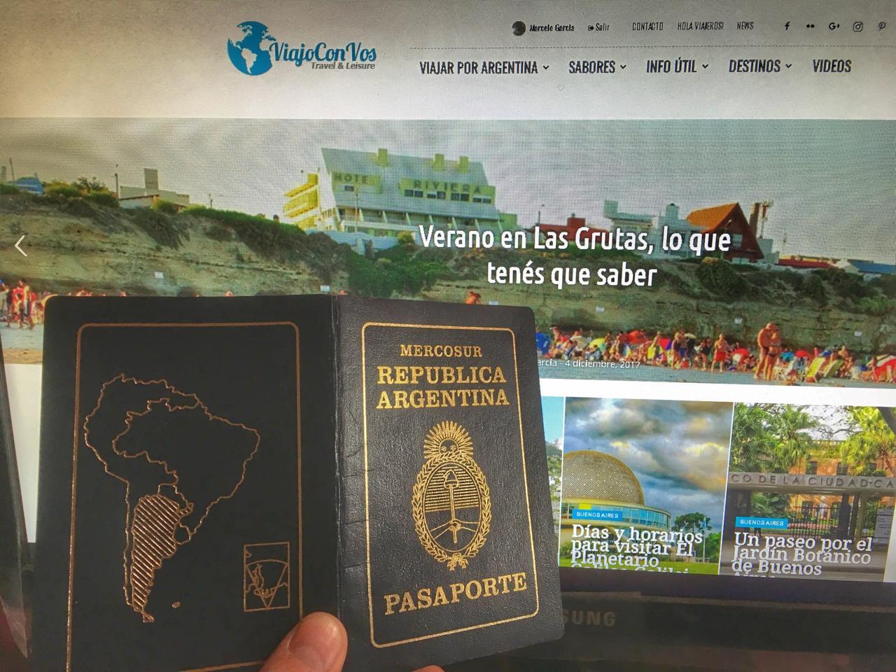 Cómo tramitar el pasaporte y cuánto cuesta? - Viajo Con Vos